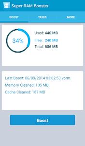 Super RAM Booster PRO v1.0
