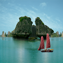 Ha Long Bay LWP 3 icon