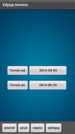Pochylnie Klient 1.0.0 screenshots 3