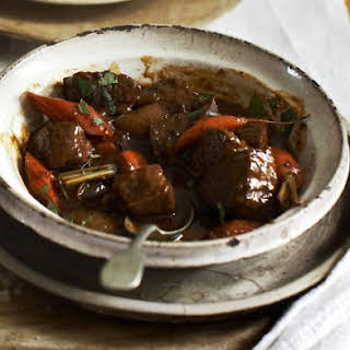Beef and Guinness Stew.
