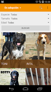 AdoptaPet- screenshot thumbnail