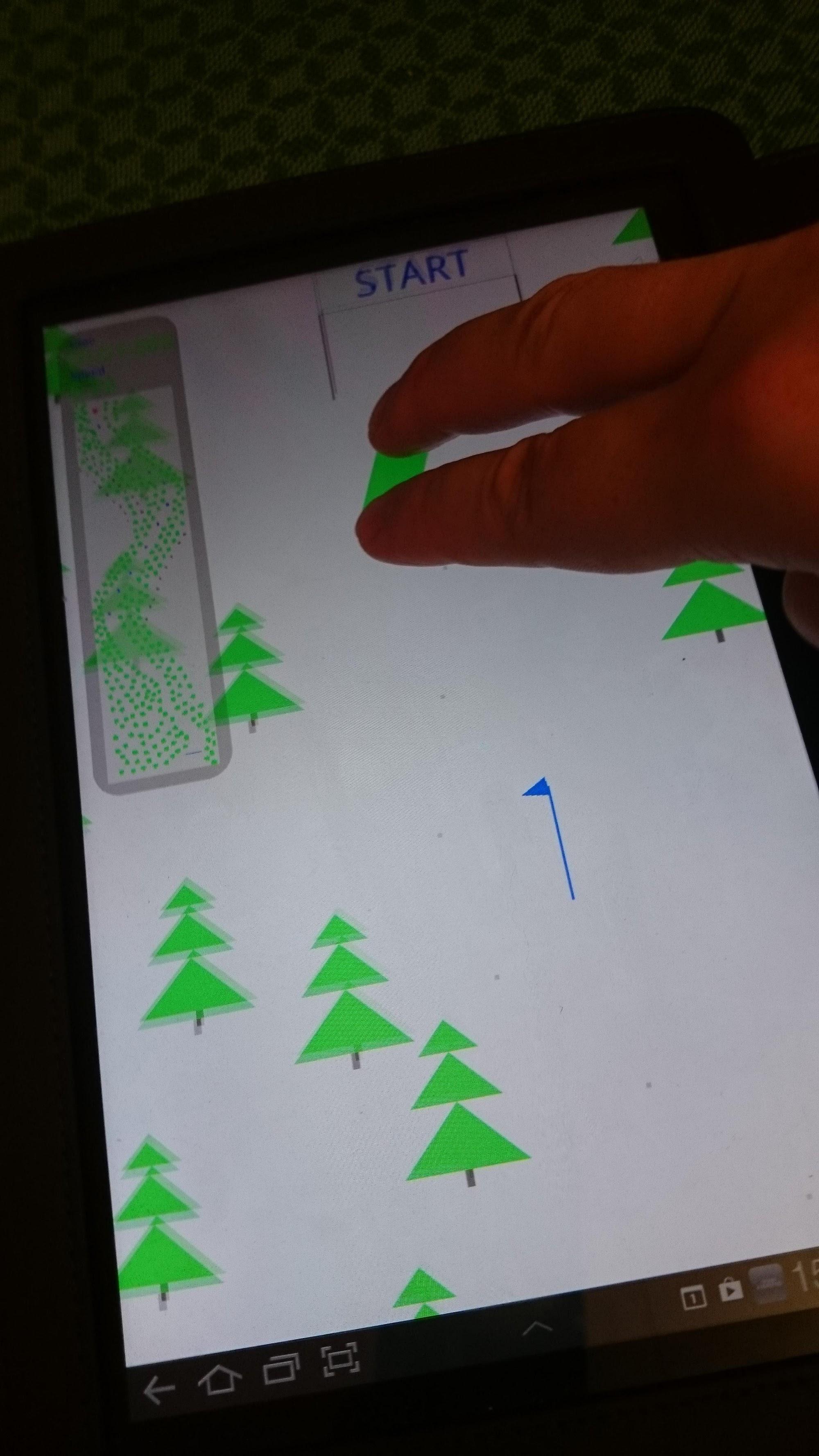 Snowboard Fingers screenshot #5