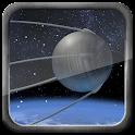 Sputnik 3D icon