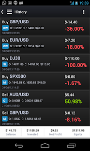 eToro Trader - screenshot thumbnail