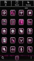 Screenshot of Chromed Lightning Multi Pink