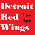 Detroit Red Wings Fan App icon