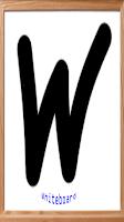 Screenshot of White Board
