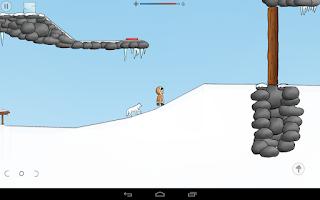 Screenshot of Nanuk - Jump and Run