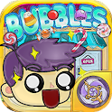 Bubble Shooter Sweets Deluxe icon