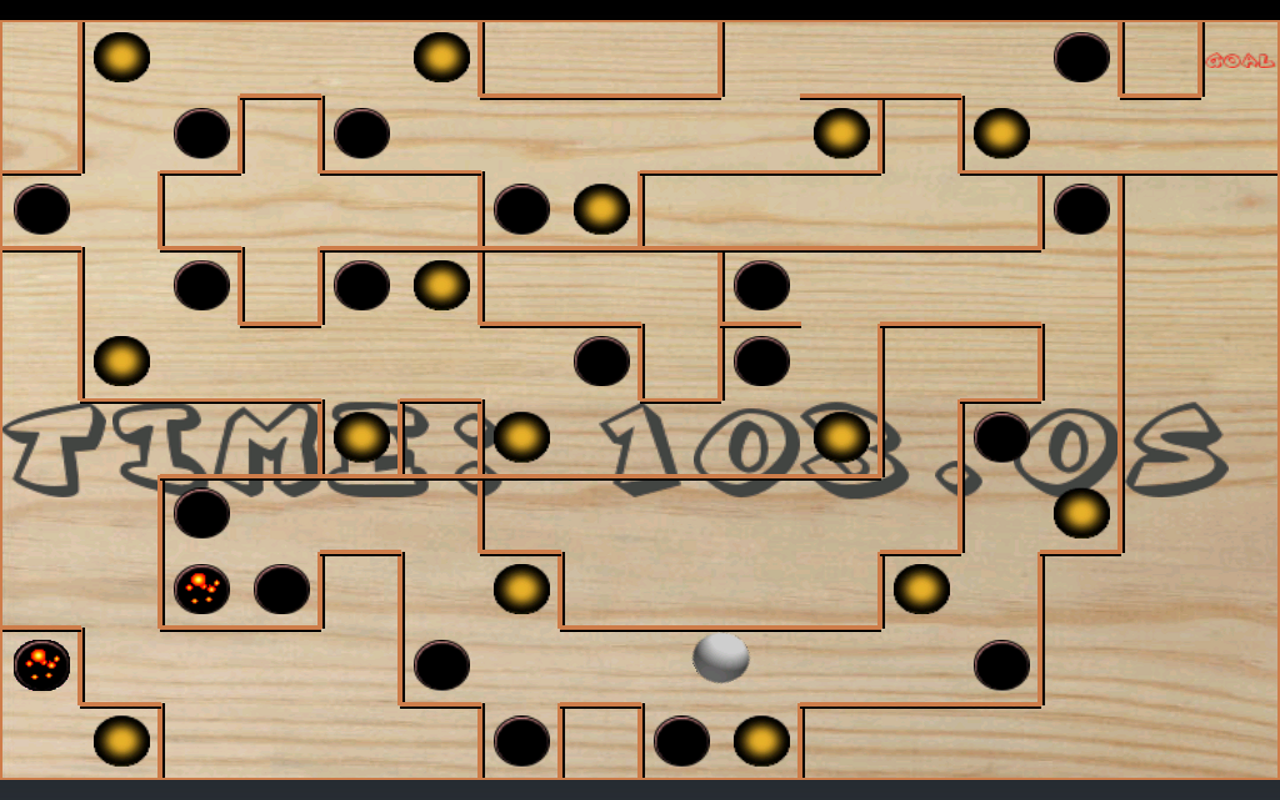 Labyrinth Ball- screenshot