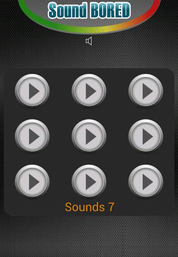 Sound BORED
