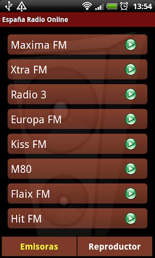 España Radio Musical Online