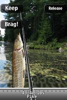 Screenshot of i Fishing Lite