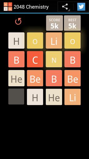 2048 Chemistry