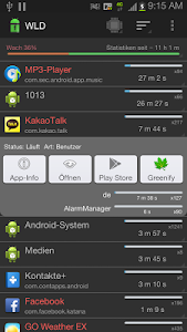 Wakelock Detector [FULL PACK] v2.0.0