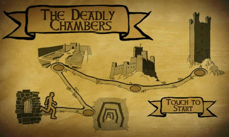 Deadly Chambers HD - screenshot