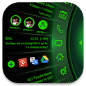Green Light Toucher Pro Theme icon