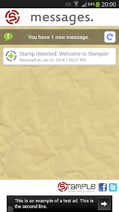 Stample- screenshot thumbnail