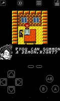 Screenshot of My OldBoy! Free - GBC Emulator