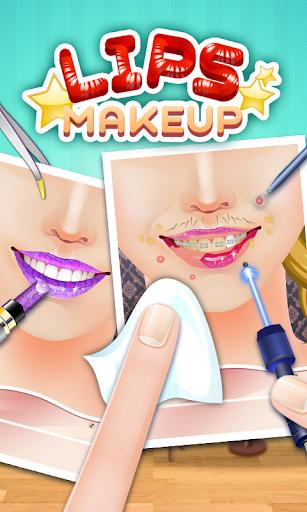 玩免費休閒APP|下載公主的嘴唇SPA - 女孩遊戲 app不用錢|硬是要APP