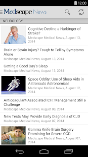 Medscape Screenshot 4