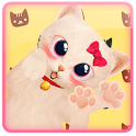 HD Cat Live Wallpaper icon