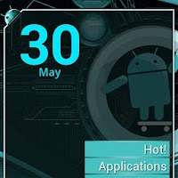 Cyanogen Theme for ssLauncher 1.02