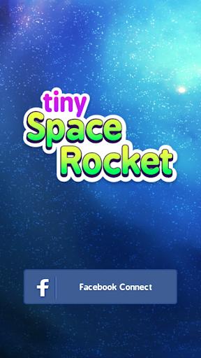 Tiny Space Rocket