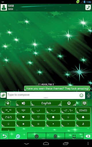 【免費娛樂App】GO输入法绿星-APP點子
