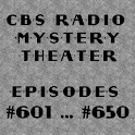 CBS Radio Mystery Theater V.13