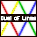 Duel of lines