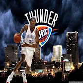 HD Oklahoma Thunder Wall Paper