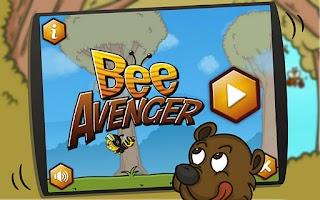 Screenshot of Bee Avenger HD