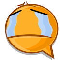 Sad song icon
