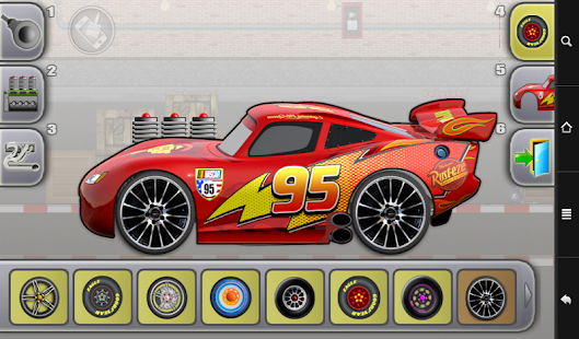 Baby cars lightning mcqueen - screenshot thumbnail