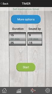 BMIND mindfulness suite(light) screenshot
