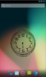 OldSchoolClock - screenshot thumbnail