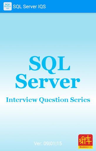 SQL Server IQS