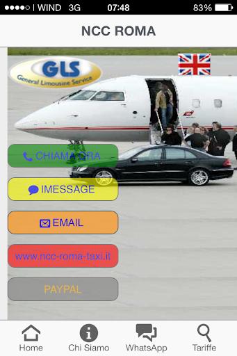Rome Private Airport Transfers