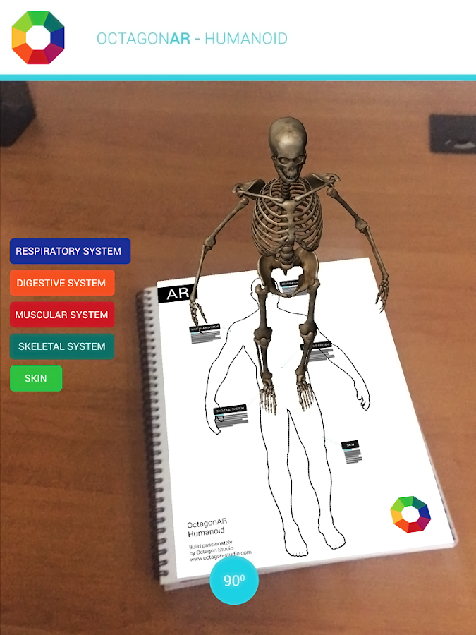 OctagonAR Humanoid - Android Apps on Google Play