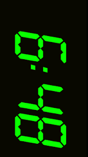 Big Digital Clock - screenshot thumbnail