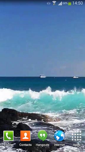 Download Ocean Waves Live Wallpaper 14 Google Play Softwares