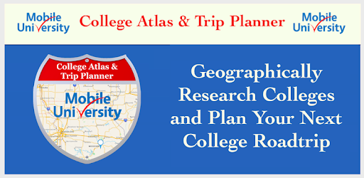 college atlas trip planner apps bei google play