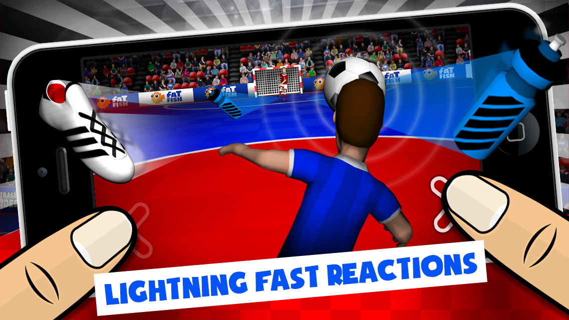 Soccer Headers- screenshot