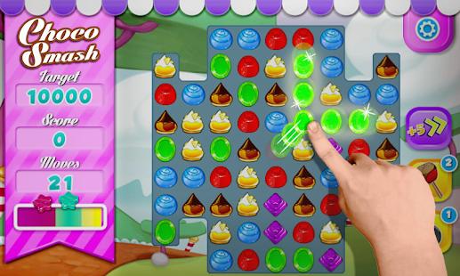 Choco Smash - screenshot thumbnail