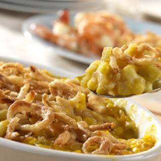 Cheesy Chile Corn Casserole