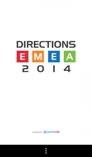 DirectionsEMEA 2014