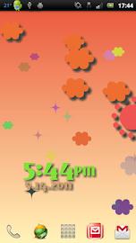 Weather Flow ! Live Wallpaper Screenshot 12