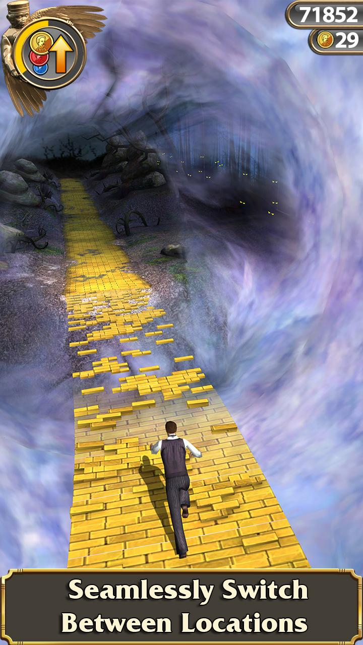 Temple Run: Oz screenshot #8
