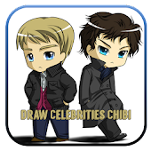 How to Draw Celebrities Chibi
